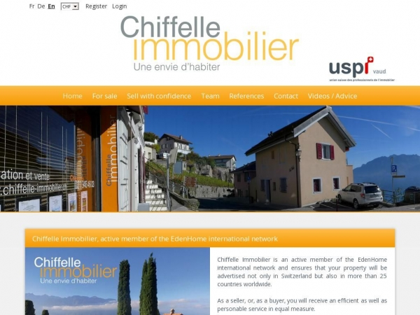 chiffelle-immobilier.ch